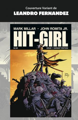 Hit-Girl  1 TPB softcover (souple) - Issues V1 (Panini Comics) photo 3