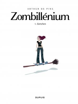 Zombillénium 1 Gretchen simple (dupuis) photo 1