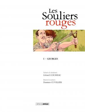 Les souliers rouges 1 Tome 1 simple (Bamboo) photo 2