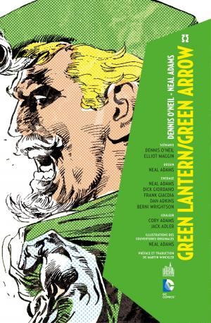 Green Arrow & Green Lantern  Green Arrow & Green Lantern TPB hardcover (cartonnée) (Urban Comics) photo 4