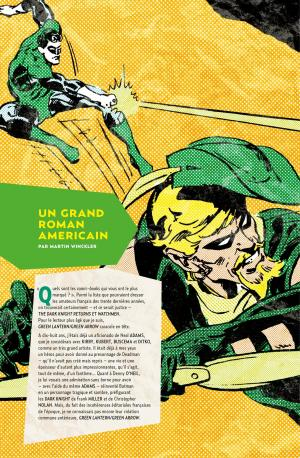 Green Arrow & Green Lantern  Green Arrow & Green Lantern TPB hardcover (cartonnée) (Urban Comics) photo 5