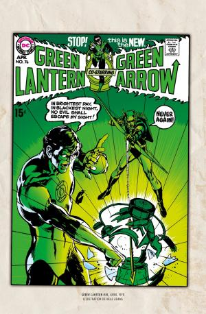 Green Arrow & Green Lantern  Green Arrow & Green Lantern TPB hardcover (cartonnée) (Urban Comics) photo 9