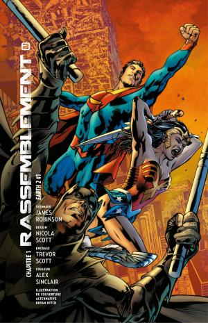 Earth Two 1 Rassemblement TPB hardcover (cartonnée) (Urban Comics) photo 7