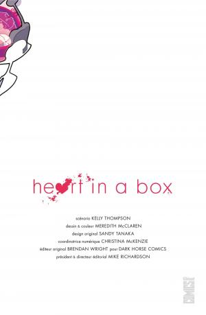 Heart in a Box   TPB hardcover (cartonnée) (Glénat BD) photo 4