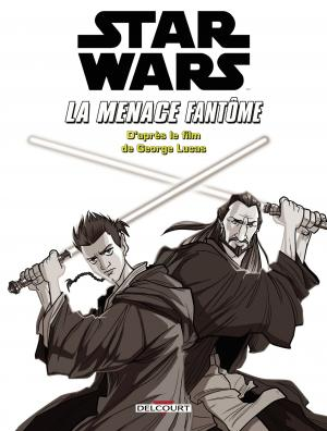Star Wars (Jeunesse) 1 La Menace fantôme TPB hardcover (cartonnée) (Delcourt BD) photo 2
