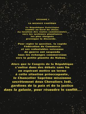 Star Wars (Jeunesse) 1 La Menace fantôme TPB hardcover (cartonnée) (Delcourt BD) photo 7