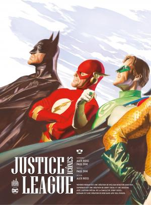 Justice League - Icônes  World's greatest Super heroes TPB hardcover (cartonnée) (Urban Comics) photo 3