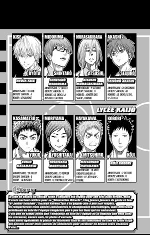 Kuroko's Basket Replace PLUS 1  Simple (Kazé Manga) photo 8
