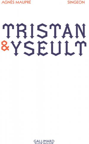 Tristan et Yseult   simple (Gallimard manga) photo 3