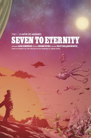 Seven to Eternity 1 Le Maître des Murmures TPB hardcover (cartonnée) (Urban Comics) photo 3