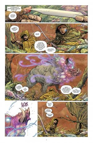 Seven to Eternity 1 Le Maître des Murmures TPB hardcover (cartonnée) (Urban Comics) photo 8
