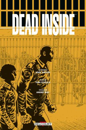 Dead Inside 1  TPB hardcover (cartonnée) (delcourt bd) photo 4