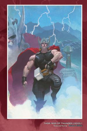 Thor 1 Dieu du Tonnerre TPB Hardcover - Marvel Deluxe - Issues GOT (Panini Comics) photo 5