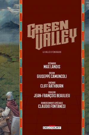 Green Valley   TPB Hardcover - Delcourt Comics (Delcourt BD) photo 3