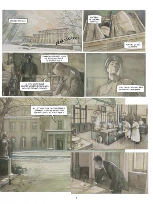 Wannsee   simple (casterman bd) photo 9