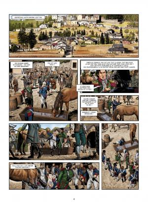 Révolutions - Quand l'Histoire de France a basculé 1 18 Brumaire simple (Soleil BD) photo 4