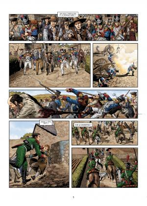 Révolutions - Quand l'Histoire de France a basculé 1 18 Brumaire simple (Soleil BD) photo 5