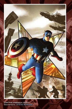 Captain America 1 Rêveurs américains TPB Hardcover - Marvel Deluxe - Issues V6 (Panini Comics) photo 6
