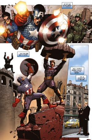 Captain America 1 Rêveurs américains TPB Hardcover - Marvel Deluxe - Issues V6 (Panini Comics) photo 8