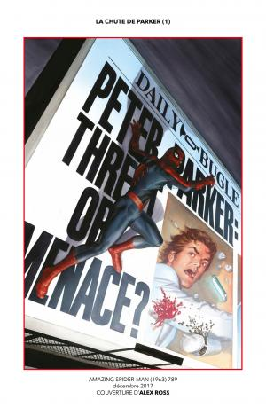 Marvel Legacy - Amazing Spider-Man 1  TPB hardcover (cartonnée) (Panini Comics) photo 4