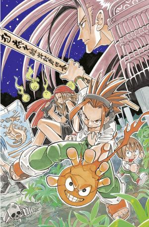 Shaman King 1  Star edition (kana) photo 5