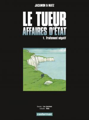 Le tueur - Affaire d'état 1 Traitement négatif simple (Casterman BD) photo 2