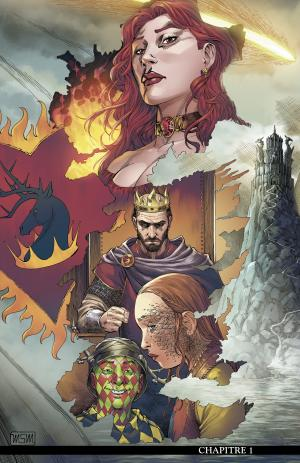 A game of Thrones - La bataille des rois 1 Tome 1 simple (Dargaud) photo 6