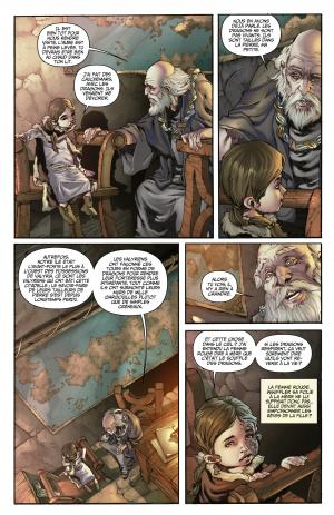 A game of Thrones - La bataille des rois 1 Tome 1 simple (Dargaud) photo 9