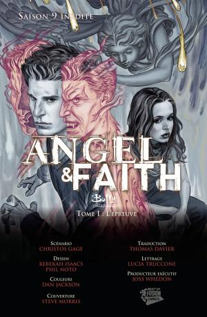 Angel & Faith 1 L'épreuve TPB hardcover (cartonnée) (Fusion comics) photo 2